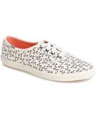 Keds 'Champion - Botanical' Sneaker - Lyst