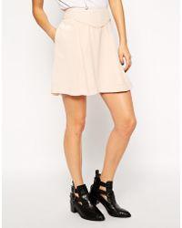 Twenty 8 Twelve Belvoir Silk Skirt - Lyst