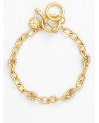 Freida Rothman 'Metropolitan' Link Bracelet - Lyst