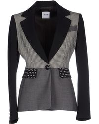 Moschino Cheap & Chic Blazer black - Lyst