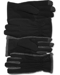 Polo Ralph Lauren Soft Shell I-touch Gloves - Lyst