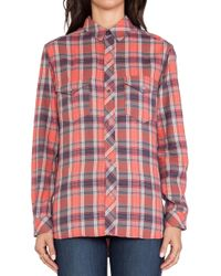 Textile Elizabeth And James Kurt Flannel - Lyst