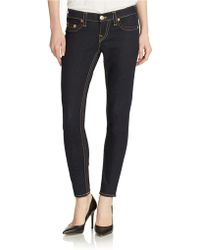 True Religion Skinny Ankle Jeans - Lyst