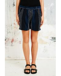 Ace & Jig - Striped Hall Shorts - Lyst