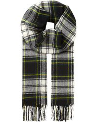 Sandro Wool And Cashmere Scarf - For Men - Lyst
