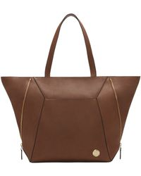 Vince Camuto   Maggi Leather Tote   Lyst