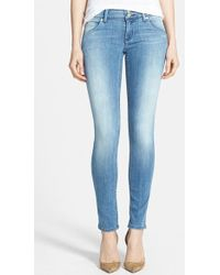 Hudson 'Collin' Skinny Stretch Jeans - Lyst