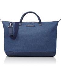 Want Les Essentiels De La Vie - Men's Hartsfield Weekender Bag - Lyst