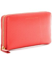 Marc By Marc Jacobs - Sophisticato Leather Wallet - Lyst