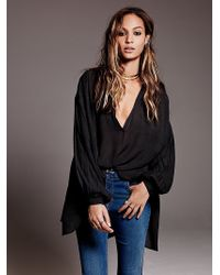 Free People Fp One Hallowed Hill Pullover - Lyst