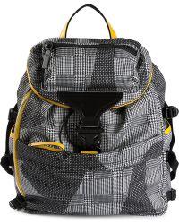 Alexander McQueen 'Tech' Abstract Print Backpack - Lyst