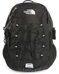 The North Face Black Boréalis Backpack black - Lyst