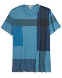 Burberry Brit - 'alderstone Abith' Graphic T-shirt - Lyst