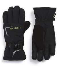Spyder - 'traverse' Waterproof Ski Gloves - Lyst