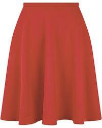 Ted Baker Miloca Full Neoprene Skirt - Lyst