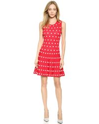 Bcbg dress red berry