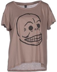 Cheap Monday T-Shirt - Lyst