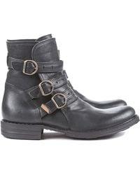 Fiorentini + Baker Black Edwin Boot - Lyst