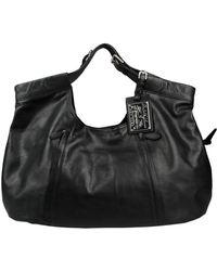 Ralph Lauren Black Handbag - Lyst