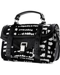 Proenza Schouler Medium Leather Bag - Lyst