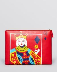 Jonathan Adler - Pouch King To Queen Large - Lyst