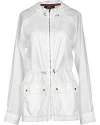Gucci White Jacket - Lyst
