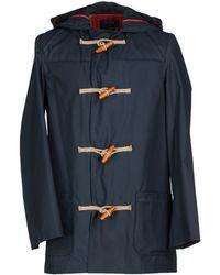 Thomas Pink - Overcoat - Lyst