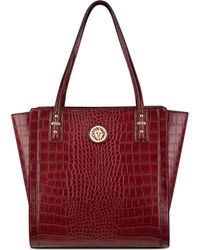 Anne Klein | Front Runner Pebble Tote | Lyst