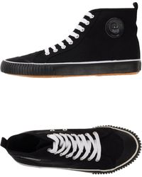 Cheap Monday High-tops  Trainers - Lyst