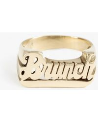 Snash Jewelry | Brunch Ring | Lyst