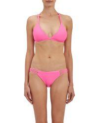 Basta Surf - Women's Reversible Aroa Multi-strap Top - Lyst