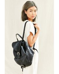 Urban Renewal - Recycled Leather Backpack - Lyst