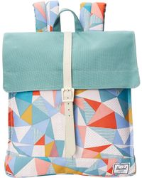 Herschel Supply Co. Multicolor City - Lyst