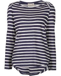 Sea | Sea Striped Long-sleeve Top | Lyst