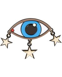 Yazbukey Fortune Teller Collection Pin - Lyst