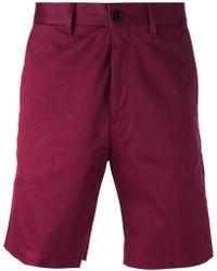 Acne Studios 'Adrian' Shorts - Lyst