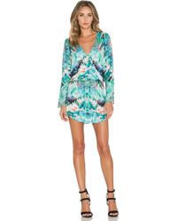 Johanne Beck - Olivia Printed Dress - Lyst