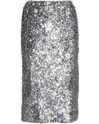 By Malene Birger Poliio Sequined Skirt - Lyst