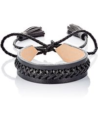 Wendy Nichol - Women's Braided Leather Choker - Lyst