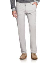 Hugo Boss Rice Trousers - Lyst