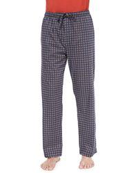 Derek Rose Star-print Batiste Lounge Pants - Lyst