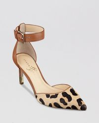 Ivanka Trump Ankle Strap Pumps Fabian High Heel - Lyst