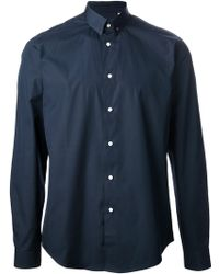 Mr Start | Pin Collar Shirt | Lyst