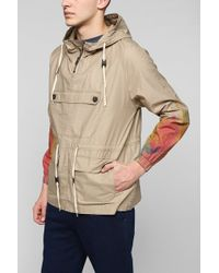 Vanishing Elephant Dipdye Anorak Jacket - Lyst