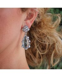 Arunashi - Moonstone Earrings - Lyst