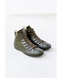 Converse Chuck Taylor All Star Berry Rubber Womens Hightop Sneaker - Lyst