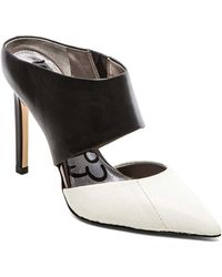 Sam Edelman Monroe Leather Heels - Lyst