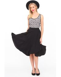 Yumi Kim Wrap Around Skirt - Lyst