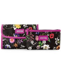 Kenneth Cole Reaction - Floral Demi Flap Two-Piece Cosmetic Case Set - Lyst