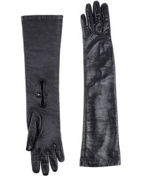 Prada Gloves - Lyst